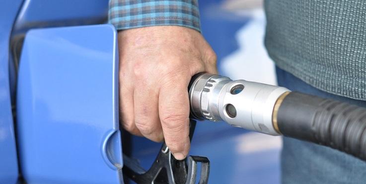 medição de combustível