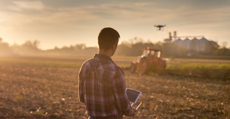 modernização agrícola controle de combustivel
